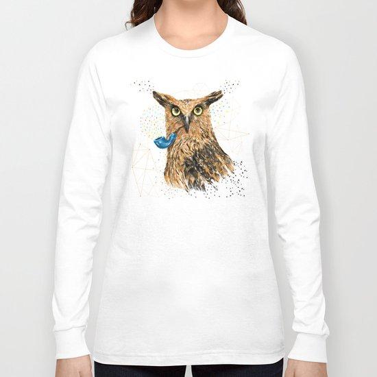 Mr.Owl V Long Sleeve T-shirt