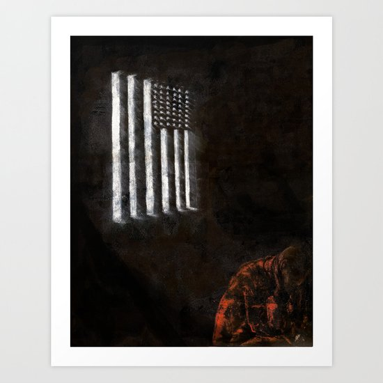 Guantanamo by davidbushell