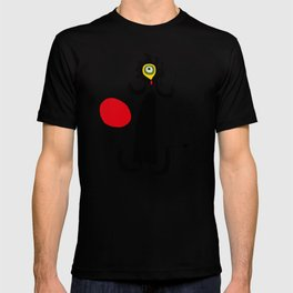 Art work inspired to J. Mirò (n.4) T-shirt