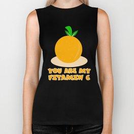 vitamin C Biker Tank