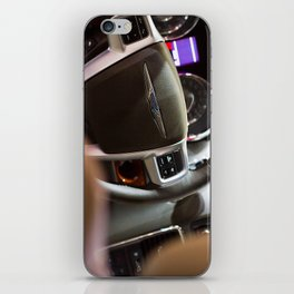 Chrysler Town & Country Limited Steering Wheel and Panel iPhone Skin