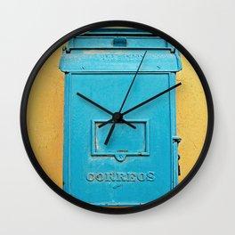 Mailbox Wall Clock