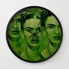 FRIDA 4u Wall Clock