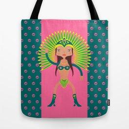 Brazil is Carnival  Tote Bag