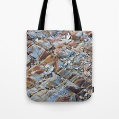 Natural Rock Pattern Tote Bag