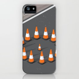 An only child. iPhone Case