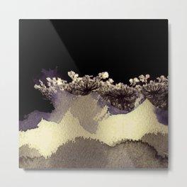 emergent umbellifer Metal Print