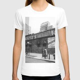 Katz V T-shirt