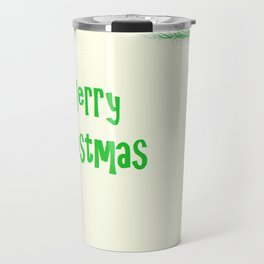 Gifts Under the Tree Travel Mug