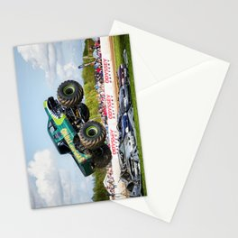 Swamp Thing airborne Stationery Cards