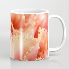 Gorgeous Macro Sensual Touch Tulip Coffee Mug