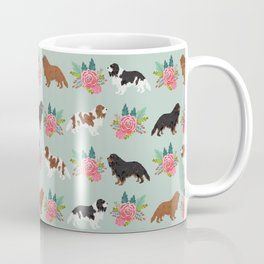 Cavalier King Charles Spaniel must have gift accessories for dog breed owner king charles dog Coffee Mug