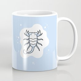 Zodiac: Scorpio Coffee Mug