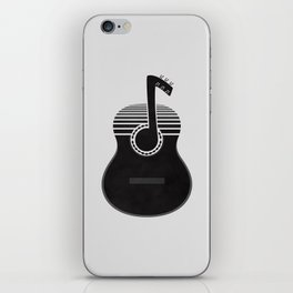 Classical Notes iPhone Skin