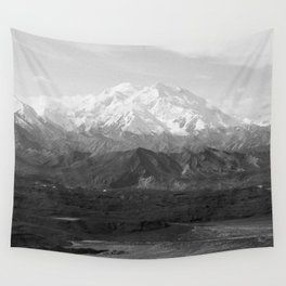 Mt McKinley Wall Tapestry