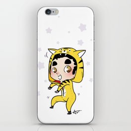 Twerking iPhone Skin
