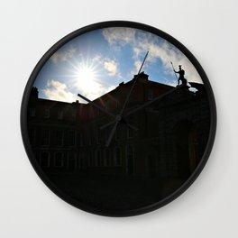 Castle Grounds: Dublin Wall Clock