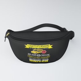 School Bus Driver - Gift Fanny Pack