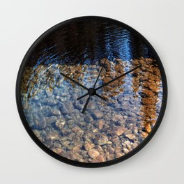 The Ripple Effect... Wall Clock