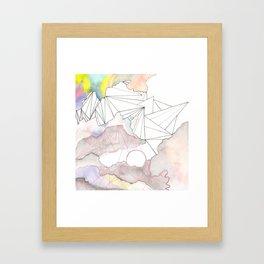 Celestial Connections Framed Art Print