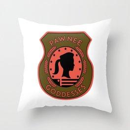 pawnee Throw Pillow