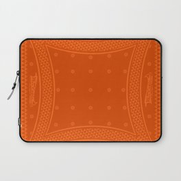 Morning Star (Orange) Laptop Sleeve