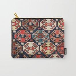 Shahsavan Moghan Southeast Caucasus Khorjin Print Carry-All Pouch