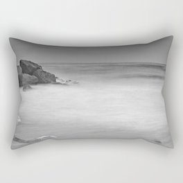 White rock Rectangular Pillow