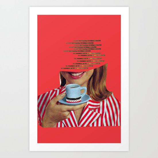Half Tea, Half Tree Art Print