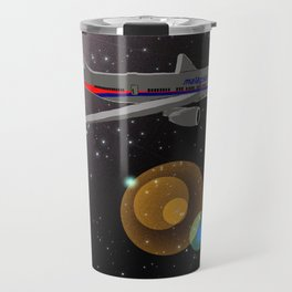 Lost & Found in space Travel Mug