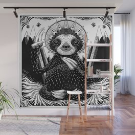 Son of Sloth Wall Mural