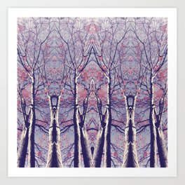 The Enchanted Forest No.1 Art Print