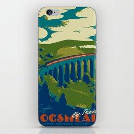 Visit Hogsmeade iPhone Skin