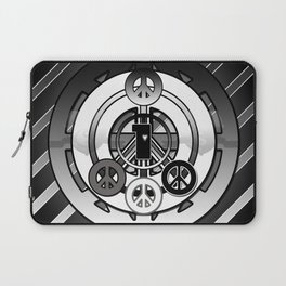 One Love (Black) Laptop Sleeve