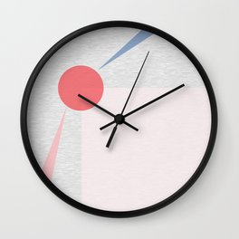 Dimension Wall Clock
