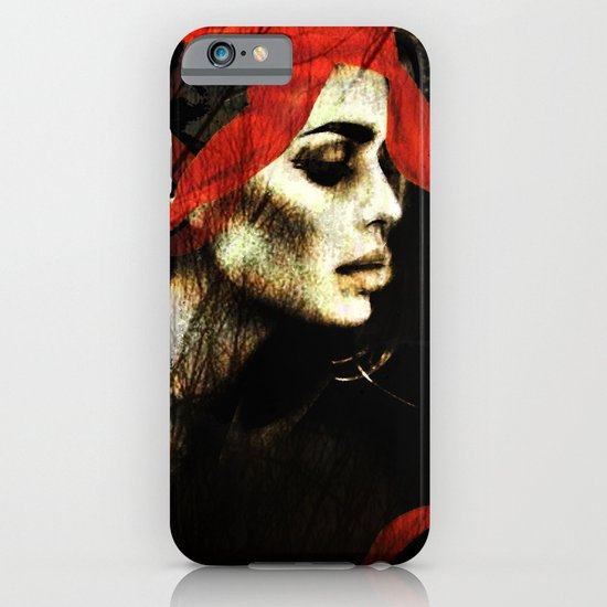 portrait of a dream iPhone & iPod Case