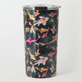The Koi Pond Travel Mug