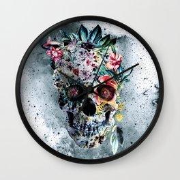 Memento te hominem esse Wall Clock