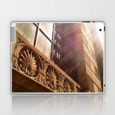 'NEW YORK CITY SUNSHINE' Laptop & iPad Skin