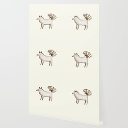 """I'm So Happy"" - Dog Wallpaper"