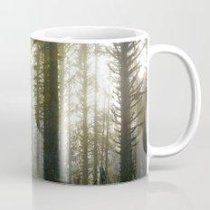 Foggy Forest #evergreen Mug