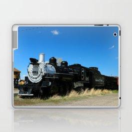 Denver & Rio Grande Steam Engine Laptop & iPad Skin