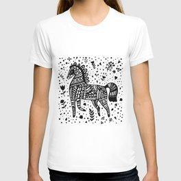 Little Black Pony T-shirt