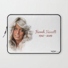 Farrah Fawcett  Laptop Sleeve