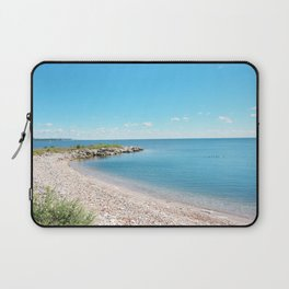 AFE Tommy Thompson Park 2, Beach Photography Laptop Sleeve