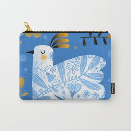 FANCY WING Carry-All Pouch