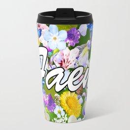 Flower Mess - Faen Travel Mug