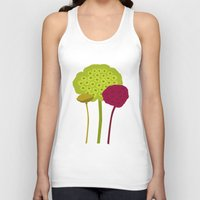 plants Tank Tops featuring Plants by Studio CODECO