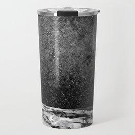 interstellar journey landscape (human) Travel Mug