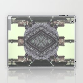 Architecture psychedelic Laptop & iPad Skin